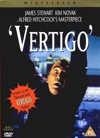 Vertigo (Hitchcock) (Import DVD)