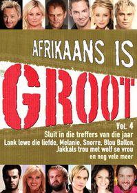 Afrikaans Is Groot - Vol.4 - Various Artists (DVD)