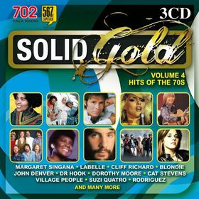 Solid Gold - Vol.4 - Various Artists (CD)