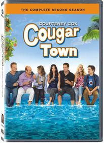 Cougar Town Season 2 (DVD)