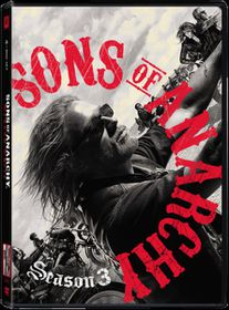Sons Of Anarchy Season 3 (DVD)