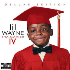 Lil Wayne - Tha Carter IV - Explicit Deluxe Version (CD)