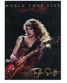 Taylor Swift - Speak Now - World Tour Live (DVD)