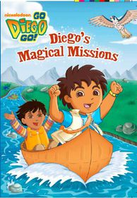 Go Diego Go: Magical Mission (DVD)