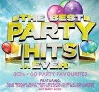 Best Party Hits...Ever - Various Artists (CD)