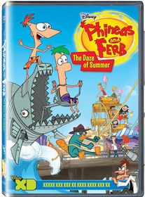 Phineas And Ferb: The Daze Of Summer (DVD)