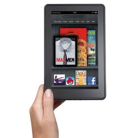 "Kindle Fire Wi-Fi Full Color 7"" Multi-touch Display"