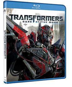 Transformers: The Dark Of The Moon (2011)(3D Blu-ray)