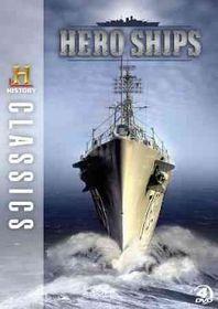 History Classics:Hero Ships - (Region 1 Import DVD)