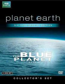 Planet Earth/Blue Planet (Special Ed) - (Region 1 Import DVD)