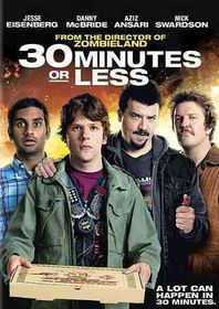 30 Minutes or Less - (Region 1 Import DVD)