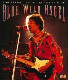Blue Wild Angel:Jimi Hendrix Live at - (Region 1 Import DVD)