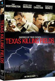 Texas Killing Fields - (Region 1 Import DVD)