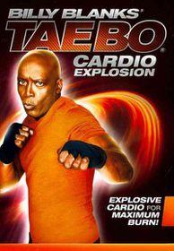 Billy Blanks:Tae Bo Cardio Explosion - (Region 1 Import DVD)