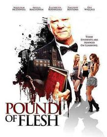 Pound of Flesh - (Region 1 Import DVD)