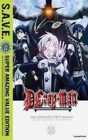 D Gray Man:Season One (Save) - (Region 1 Import DVD)
