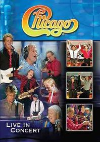 Chicago:Live in Concert - (Region 1 Import DVD)
