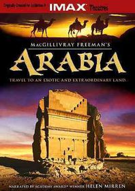 Arabia (Imax) - (Region 1 Import DVD)