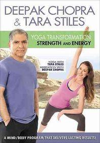 Deepak Chopra Yoga Transformation:Str - (Region 1 Import DVD)