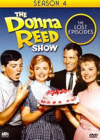 Donna Reed Show Season 4 (Lost Episod - (Region 1 Import DVD)