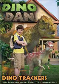 Dino Dan:Dino Trackers - (Region 1 Import DVD)