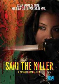 Saki the Killer - (Region 1 Import DVD)