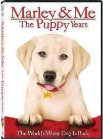 Marley & Me:Puppy Years - (Region 1 Import DVD)