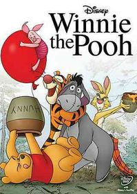 Winnie the Pooh Movie - (Region 1 Import DVD)