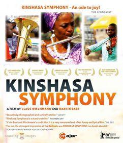 Beethoven:Kinshasa Symphony - (Region A Import Blu-ray Disc)