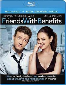 Friends with Benefits (Combo) - (Region A Import Blu-ray Disc)