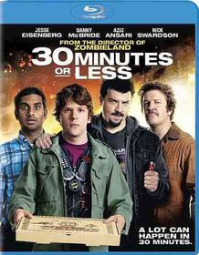 30 Minutes or Less - (Region A Import Blu-ray Disc)