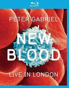 New Blood:Live in London - (Region A Import Blu-ray Disc)