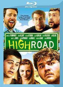 High Road - (Region A Import Blu-ray Disc)