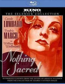 Nothing Sacred - (Region A Import Blu-ray Disc)