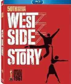 West Side Story (50th Ann Ed) - (Region A Import Blu-ray Disc)