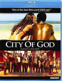 City of God - (Region A Import Blu-ray Disc)