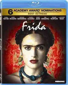 Frida - (Region A Import Blu-ray Disc)