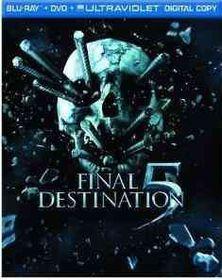 Final Destination 5 - (Region A Import Blu-ray Disc)