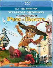 True Story of Puss N Boots - (Region A Import Blu-ray Disc)