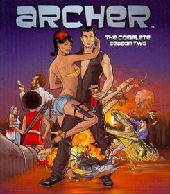 Archer Season 2 - (Region A Import Blu-ray Disc)