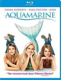 Aquamarine - (Region A Import Blu-ray Disc)