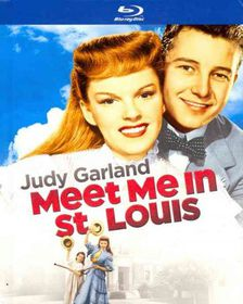 Meet Me in St Louis - (Region A Import Blu-ray Disc)