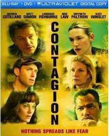 Contagion - (Region A Import Blu-ray Disc)