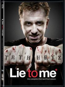 Lie To Me Season 3 (DVD)
