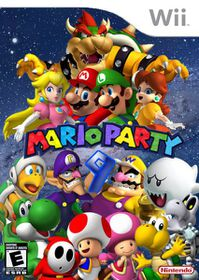 Mario Party 9 (Wii)
