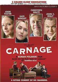 Carnage - (Region 1 Import DVD)