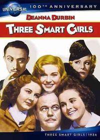 Three Smart Girls - (Region 1 Import DVD)