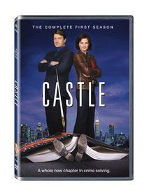Castle Season 1 (DVD)