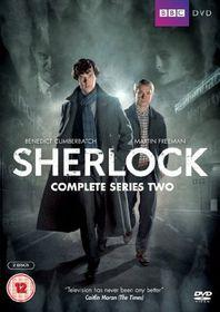 Sherlock Series 2 (parallel import)