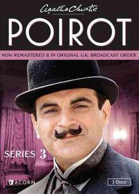 Poirot Series 3 - (Region 1 Import DVD)